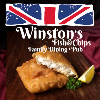 Winstons Fish and Chips Story